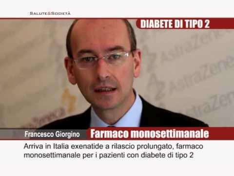 Deficit di insulina del pancreas