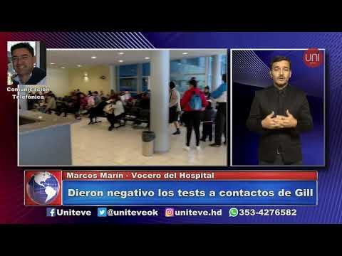 Dieron negativo los 28 hisopados del círculo de Martín Gill