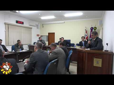 Tribuna Vereador Irineu Machado dia 23 de Abril de 2019