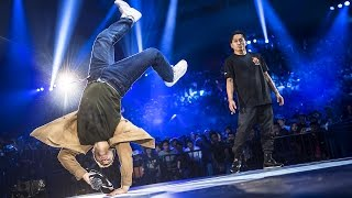 Hong 10 VS Bruce Almighty | Semifinals | Red Bull BC One World Final 2016