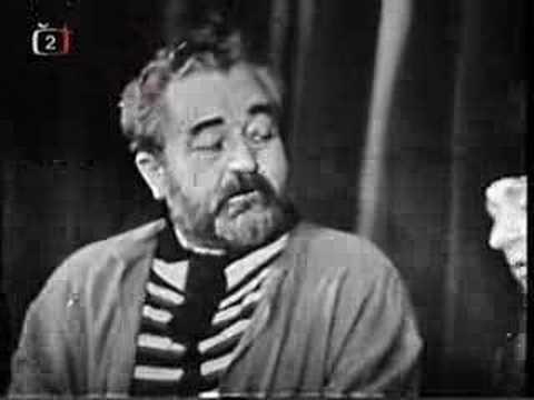 Jan Werich a Miroslav Horníček - Forbína 2. z Těžké Barbory (Part 1)