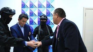 Кім ұстады? Назарбаевқа не айтты? Ахметбек Нұрсила аты шулы болған видеоға жауап берді.