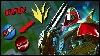 Zed BUFFED! Zed jungle is actually BUSTED now! Bully the enemy jungler and ONE SHOT squishies