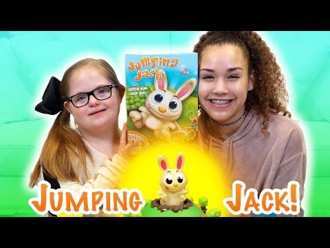 Jumping Jack! (Sarah Grace vs Gracie Haschak)