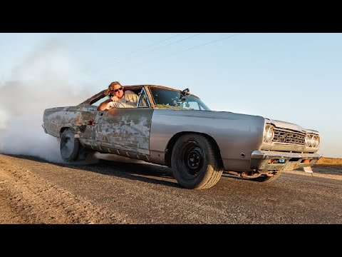 From Scrap to Clone: The Wreck Runner Is Born!—Roadkill Garage Preview Ep. 50
