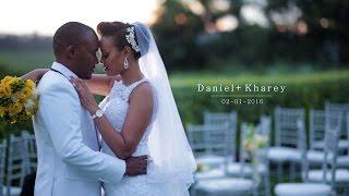 Kharey & Daniel: Luxury Wedding Film At The Fuchsia Gardens,Eldo Farm