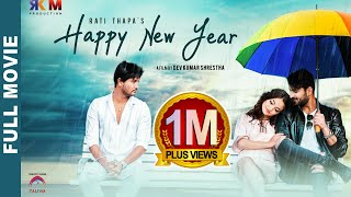 HAPPY NEW YEAR | New Nepali Full Movie 2020/2076 | Ft. Kushal Thapa, Sandhya K.C