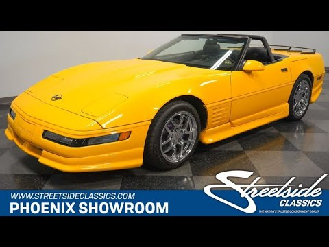 1993 Chevrolet Corvette (CC-1434509) for sale in Mesa, Arizona