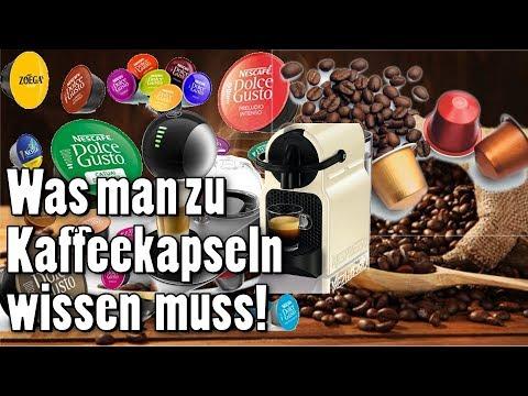 Alles zum Thema Kaffeekapseln: Günstigstes System + beste Maschinen: Kaffeeratgeber