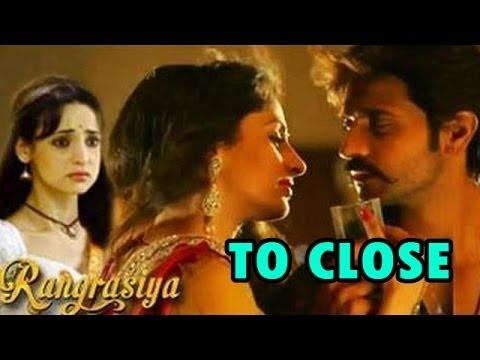 Rangrasiya : Laila tries to come CLOSE to Rudra | 20th May 2014 FULL EPISODE