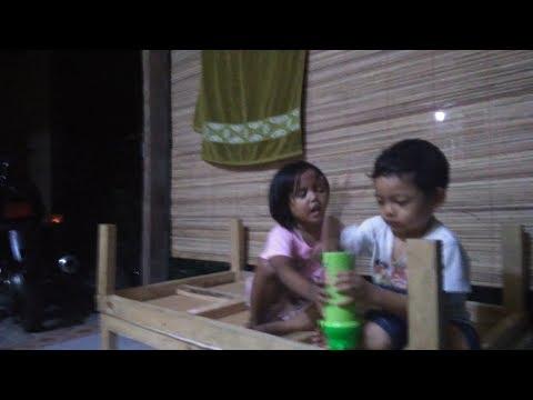 Kyanza & Kayla Colaborasi (Ponakan dan Tante)
