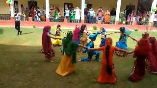 Celebration Of Independence Day And Janmashtmi In <b>Adharshila</b> Play Way Convent School Abohar