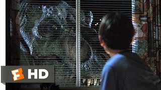 The Lost World: Jurassic Park (8/10) Movie CLIP - Backyard Dino (1997) HD