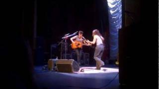 Ani Difranco and Melissa Ferrick ~ Which Side Are You On