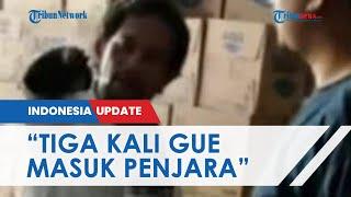 Viral Video Preman Paksa Minta THR ke Pemilik Toko di Ciputat: Ga Takut, 3 Kali Nih Masuk Penjara