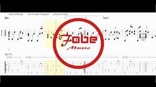 Lost Frequencies - Reality / Guitar Tab Intro HD