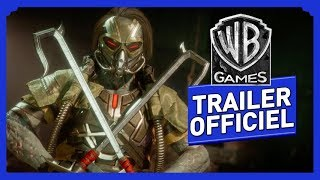 Mortal Kombat 11 - Kabal - Trailer Officiel