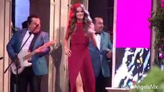 Izabel Goulart Y Los Ángeles Azules (Fashion Fest De Liverpool)