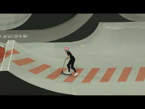Leo Spencer - ISA Men's World Scooter Semi Finals 2019
