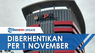 51 Pegawai KPK yang Tak Lolos TWK Bakal Diberhentikan dengan Hormat per 1 November Mendatang