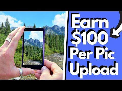 Best Photo Selling App in 2020 | Earn $100+ Per Picture Upload