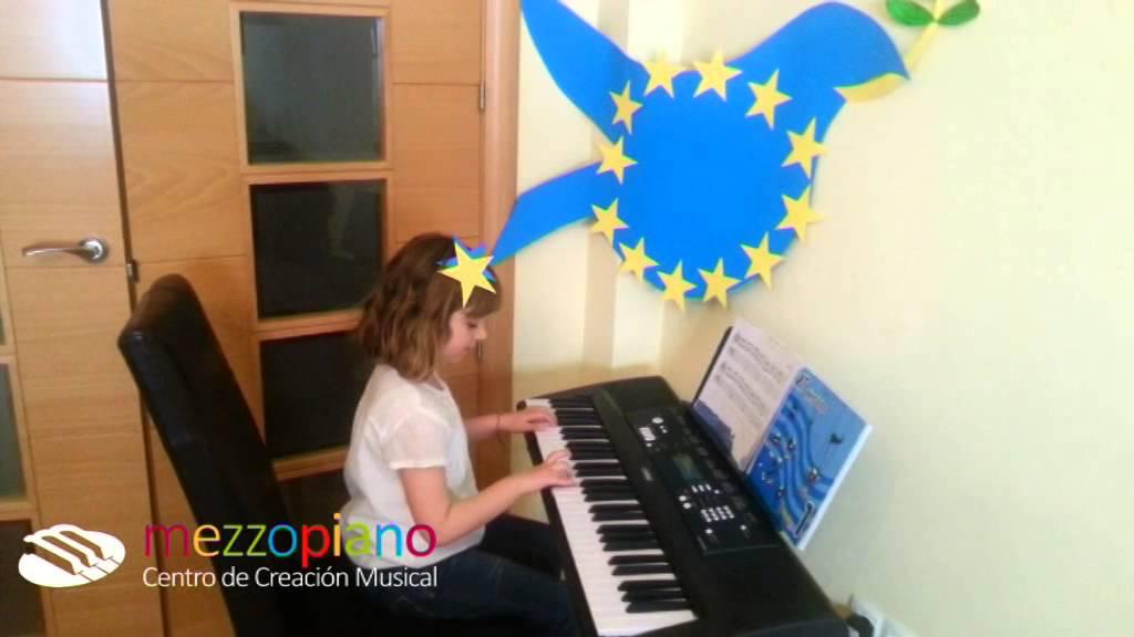 Himno de la Alegría - Carmen García Romero