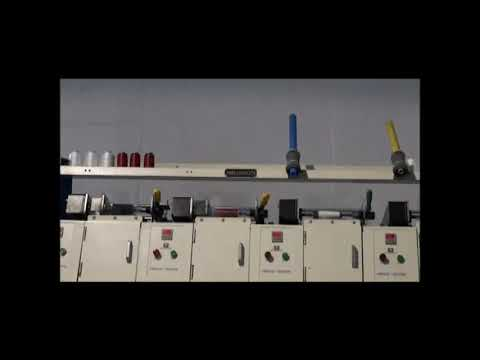 AW-69  Semi-Automatic High Speed Sewing Thread Winder
