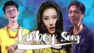 THE FANBOY SONG (Sunmi - Heroine Parody) Video thumbnail