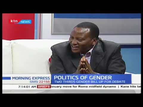 Politics of Gender: Two third gender bill needs 233 members to sail through