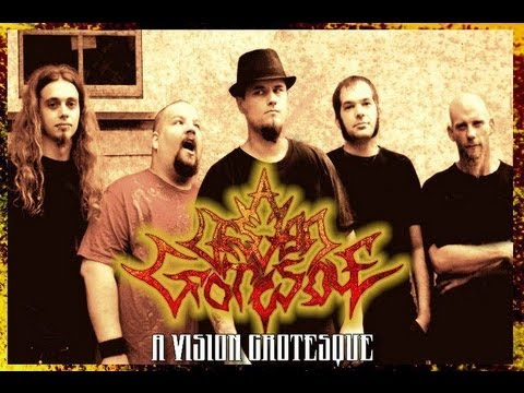 "A Vision Grotesque - ""Ethereal Benefactor"" lyric video 2013"