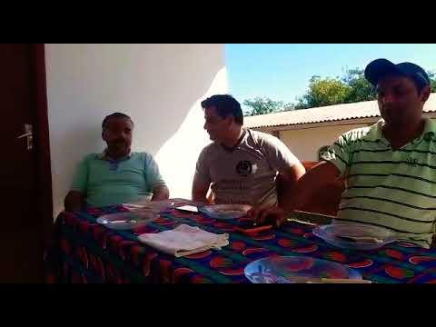 Fazendo missão em Boa esperança do Iguaçu