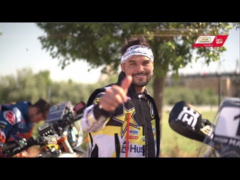 2017 OiLibya Rally, Morocco - Day 1 - FIM Cross-Country Rallies World Championship