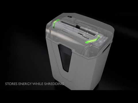Video of the Kobra Hybrid Shredder