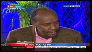 JKL: Politics 101; Uungwana Initiative CEO-Ken Njiru, 23/11/16 Part 3