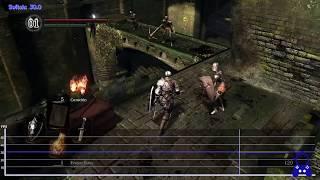 Dark Souls Remastered | Nintendo Switch | Framerate Test