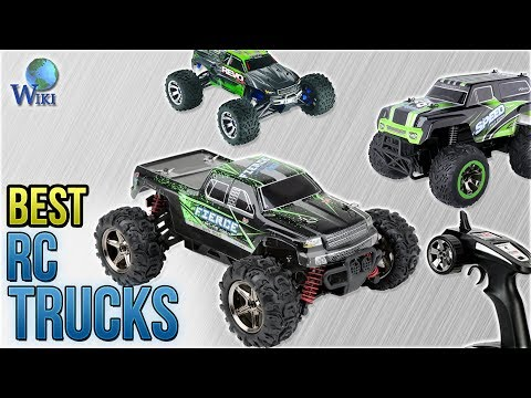 10 Best RC Trucks 2018