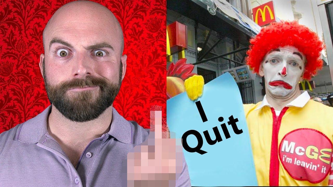 10 EPIC Ways People QUIT Their Jobs! thumbnail
