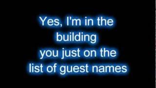 Lil Wayne - Right Above It Ft. Drake + [ Lyrics On Screen ] HD