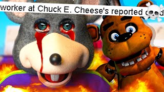Proving FNAF Is REAL With TRUE Chuck E. Cheese Stories! The 5 Missing Bodies Is REAL!