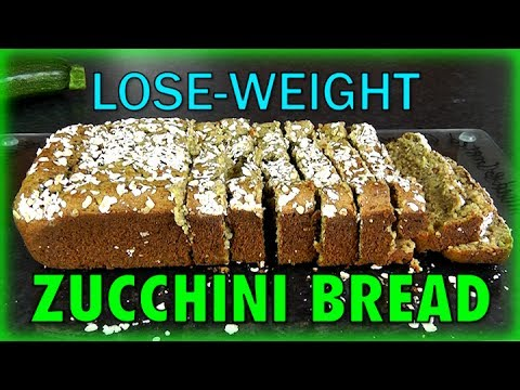 Video Extremely Healthy Zucchini Bread (Weight Loss Recipes)