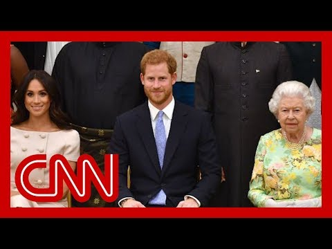 Queen agrees on 'period of transition' for Harry and Meghan