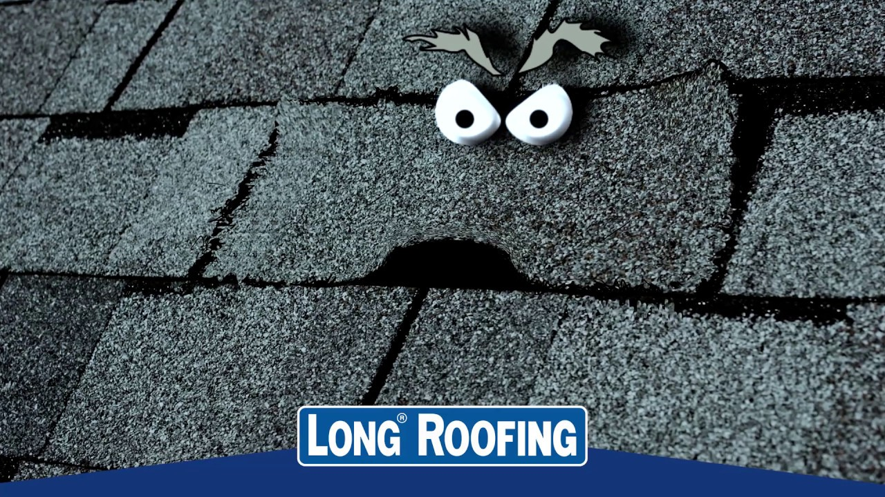 Find Out What Your Shingles Are Saying in this Long Ad