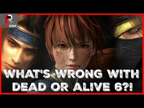 What's Wrong With Dead Or Alive 6? Time To Rant! (+ My Wishlist)