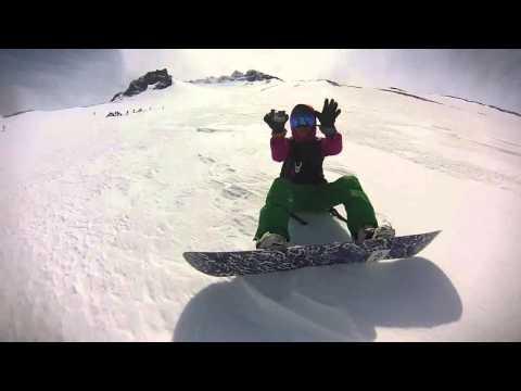 Видео: Видео горнолыжного курорта Вилючинский, Вулкан в Камчатский край