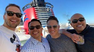 Disney Cruise 2020,  Deluxe Family Oceanview Stateroom With Verandah - The Fantasy