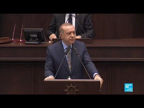 Khashoggi killing: Turkish president says Saudis ''plotted for days''