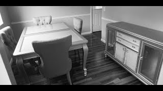 New Bed|Dining Room Set And Stove