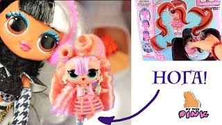 ЧУДО на НОВЫЙ ГОД! Коллекция Новинок ЛОЛ СЮРПРИЗ #HAIRVIBES Куклы с прическами Lol Surprise