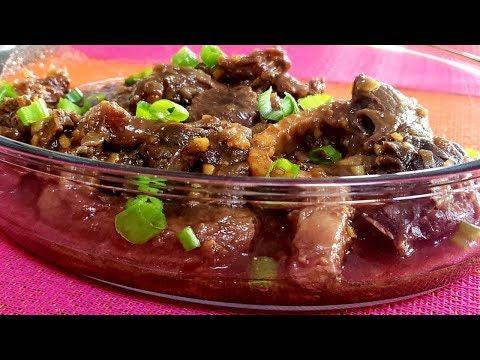 Delicous Beef Pares Recipe!