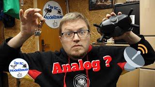 Dji FPV Digital Analog Adapter DIY ohne Platine (fast) ????